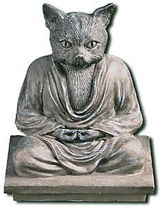 Cat Buddha Accoutrements