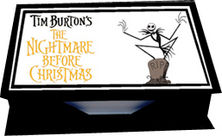 The Nightmare Before Christmas Jack Noteholder