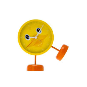 Present Time Duck Sound Alarm Clock With Feet