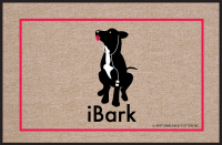 !Bark Mutt Doormat
