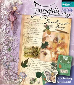 Beechnut Fairy Flower Fairies 500 Piece Puzzle by Cicely Mary Barker