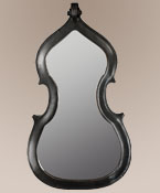 Bass Violin Mirror