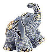 Elephant Baby Figure Rincababy Collection