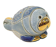 Manatee Baby Figure Rincababy Collection