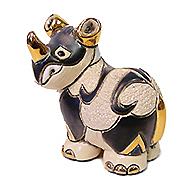 Rhino Baby Figure Rincababy Collection