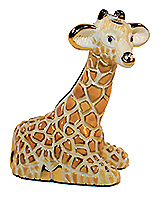 Giraffe Baby Figure Rincababy Collection