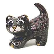 Black Kitten #1715 Rincababy Collection