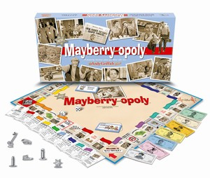 Mayberry-Opoly Family Board Game-Discontinued