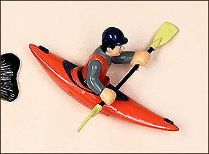 Kayaker Antenna Topper