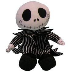 The Nightmare Before Christmas Plush Pal Jack E