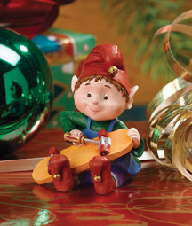 Jingle Elves Figurines