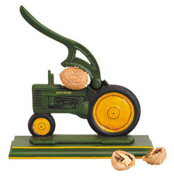 John Deere Iron Nutcracker