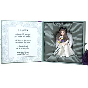 Kneeded Angel Daughter Someone Special Boxed