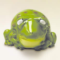 Frog Money Bank by Swibco