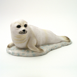 White Seal Money Bank