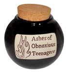 Ashes of Obnoxious Teenagers Jar