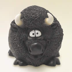 Buffalo Money Bank by Swibco-Temp OOS