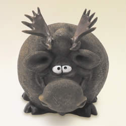 Fun Moose Money Bank by Swibco
