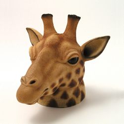 Giraffe Money Bank by Swibco
