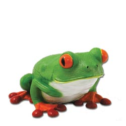 Tree Frog Animal Money Bank