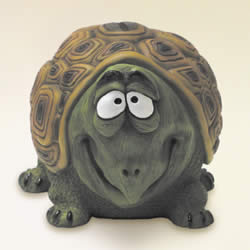 Turtle Money Bank by Swibco
