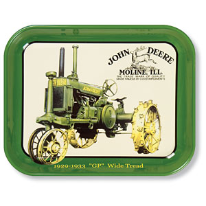 1933 Model GP John Deere Metal Tray