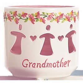 Waxcessories Grandmother Message Votive
