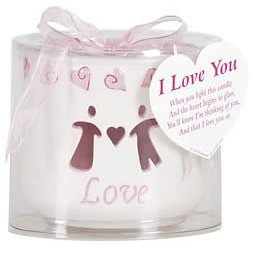 Waxcessories Love Message Votive