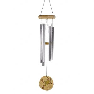 JW Stannard Frog (sunset style) Hand Tuned Wind Chime