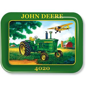 Model 4020 John Deere Metal Tray