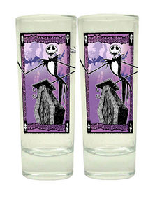 The Nightmare Before Christmas Grape Bats Toothpick Holders