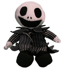 The Nightmare Before Christmas Plush Pal Jack B