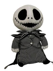 The Nightmare Before Christmas Jack Stubby Plush B