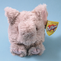 Emerson Elephant Plush Puffkins 2