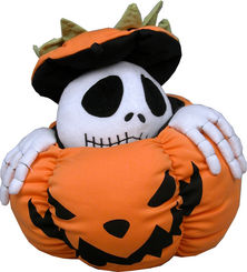 The Nightmare Before Christmas Jack Pumpkin Plush Figure