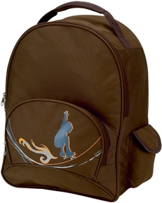 Skater Full Size School Backpack by Four Peas