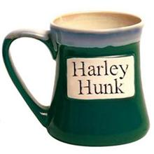 Harley Hunk Oversized Coffee Mug