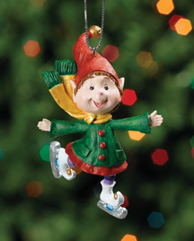 Jingle Elves Ornaments - All Retired and Not Available