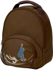 Skater Toddler Preschool Backpack by Four Peas