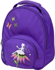 Purple Fairy Toddler Preschool Backpack by Four Peas