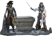 Pirates of the Caribbean Sparrow vs. Barbossa Boxed Set