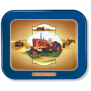 "Allis-Chalmers ""WD"" Metal Tray"