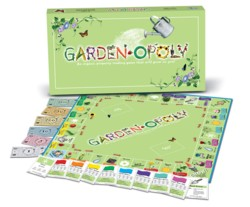 Garden-opoly Board Game
