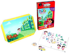 Dora the Explorer Colorforms Play Set