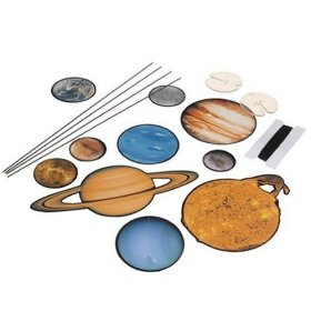 Junior Solar System Mobile Kit