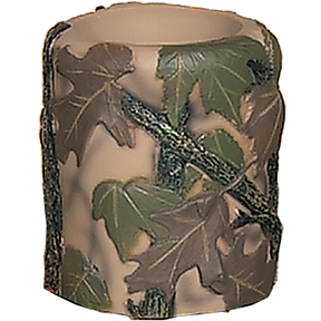 Doubled Walled Can Coolers - 3D Woodland Camo