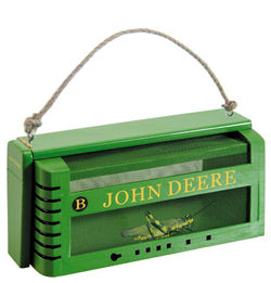 John Deere Childrens Wooden Bug Box