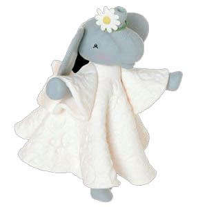 Cloud Hoppers Elsie Elephant Ornament