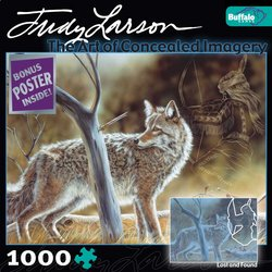 Judy Larson Lost and Found - 1000 Piece Jigsaw Puzzle