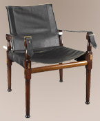 Classic Campaign Chair